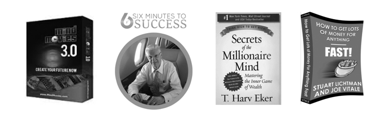 mind movies  6minutes  secrets of the millionaire mind  moneyfast